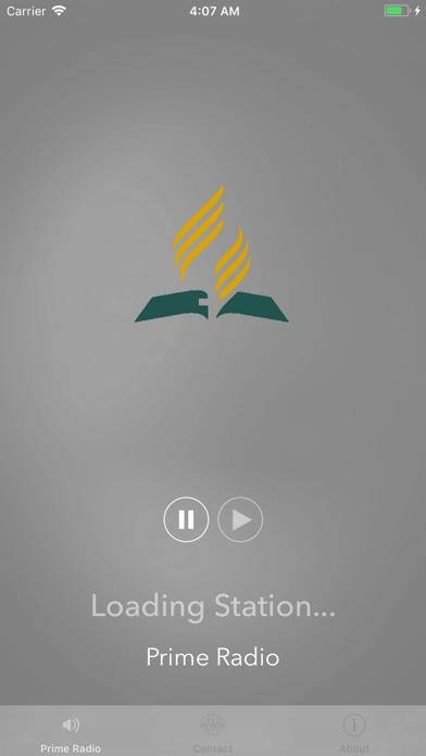 Prime Christian Radio screenshot two