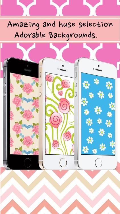 Monogram Wallpaper and Background App