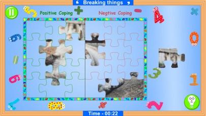 Kids Coping Skill Puzzle screenshot three
