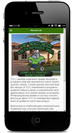 Tcc Enterprise Inc On The App Store