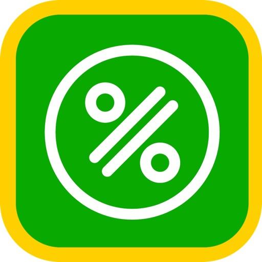Percentage Calculator Pro + iOS App