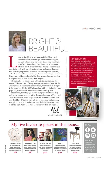Homes & Antiques Magazine screenshot-4