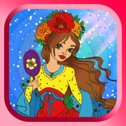 Princess Fairy Coloring Book Free Games For Kids 1