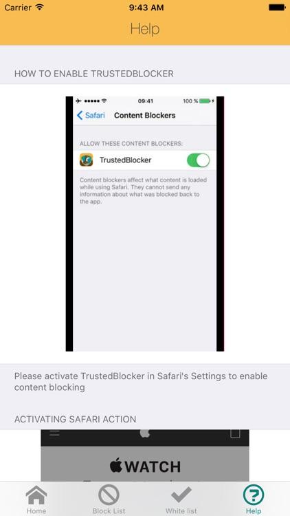 TrustedBlocker