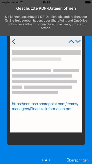 Azure Information ProtectionScreenshot von 4