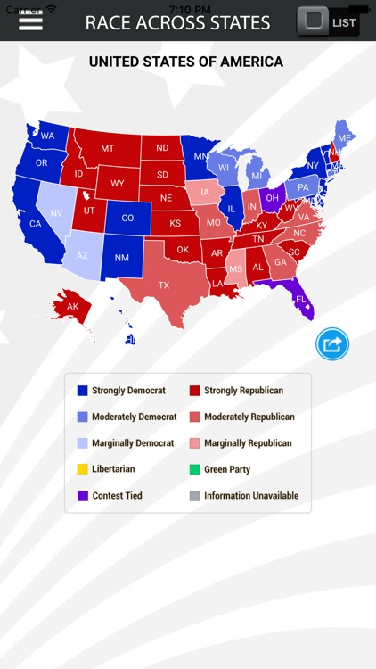 US Presidential Election 2016 - Polls
