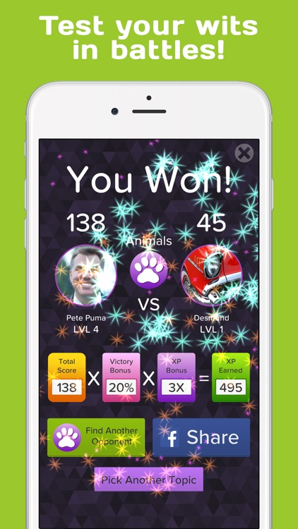 Rank It Trivia - Brain Challenge Pursuit screenshot-4