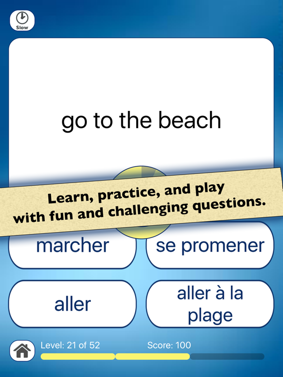 French Vocabulary Practice | App Price Drops