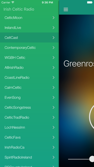 Irish Celtic Music & Scottish Folk Songs Free screenshot two