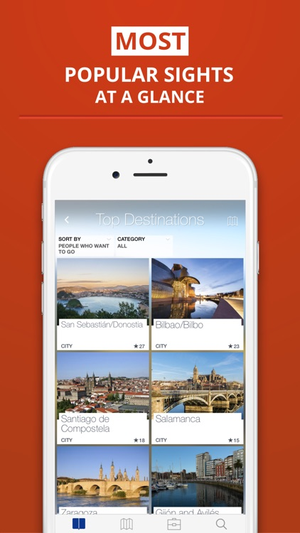 Northern Spain - Travel Guide & Offline Maps