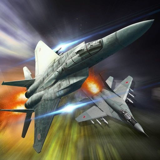 A Combat Strike Boom - Driving In Aircraft Simulator