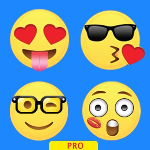 Emoticons Keyboard Pro - Adult Emoji for Texting app logo