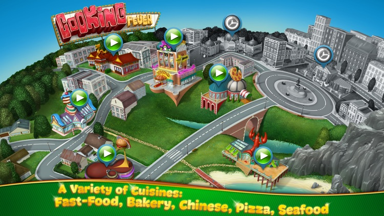 Cooking Fever screenshot-1