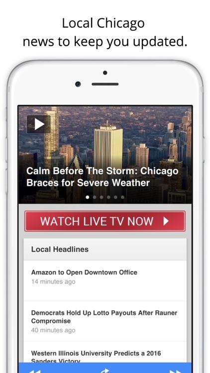 Chicago GameDay Radio for Live Sports, News, and Music – Bulls, Bears, and Blackhawk Edition screenshot-4