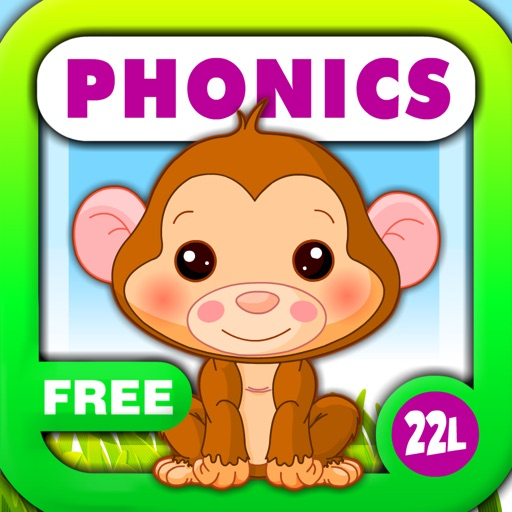 Kids Phonics A-Z, Alphabet, Letter School Learning