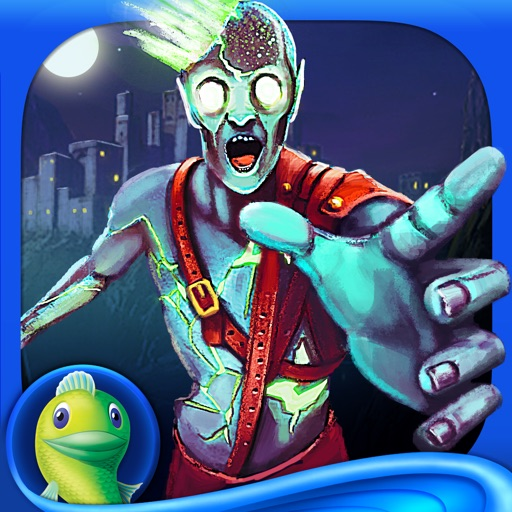 Haunted Legends: The Stone Guest HD - A Hidden Objects Detective Game