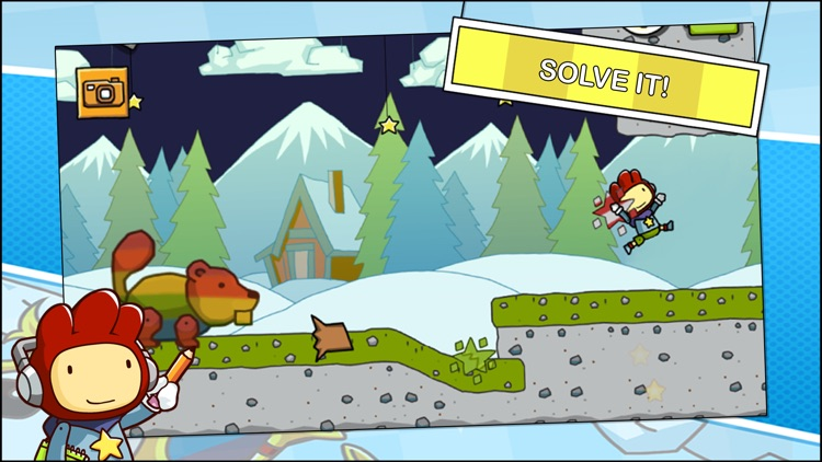 Scribblenauts Remix screenshot-4