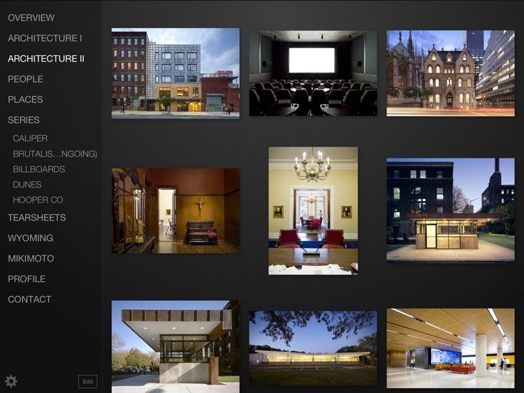 PhotoFolio Photo and Video Portfolio