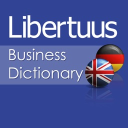 Libertuus English-German Business Dictionary Lite
