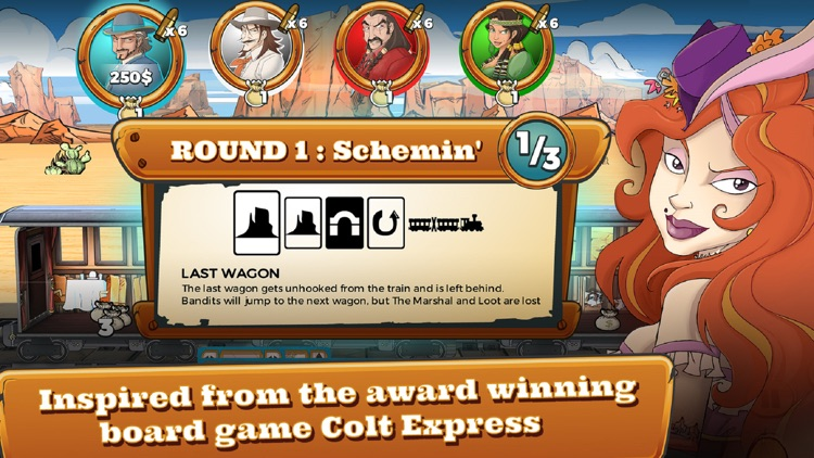 Colt Express screenshot-0