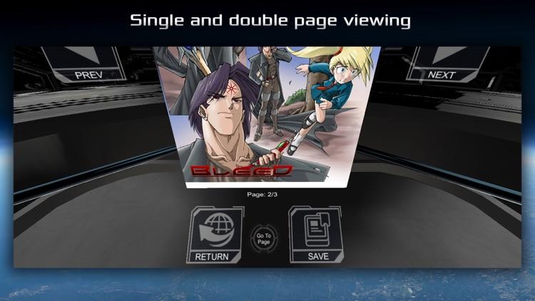 ComX VR - Comics and Manga screenshot-4