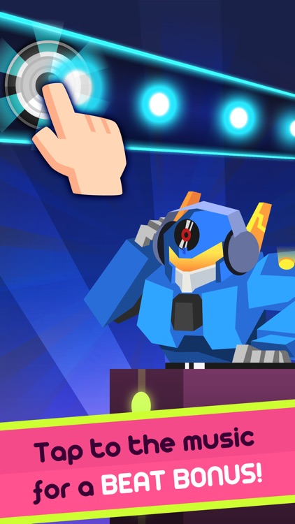 Epic Party Clicker - Beat Drop & Tap to the Rhythm screenshot-3