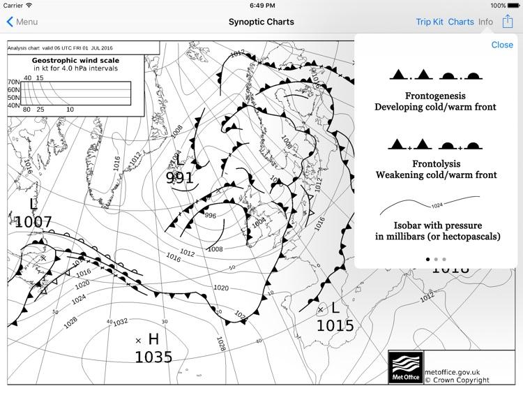 WX Charts Europe for iPad screenshot-4