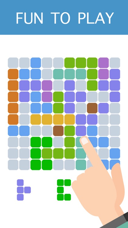 Grid Games for 10-10 Block Puzzle Extreme