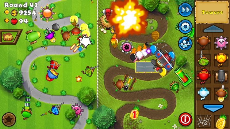 Bloons TD 5 screenshot-2