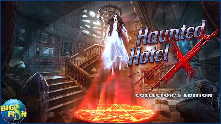 Haunted Hotel: The X screenshot-4
