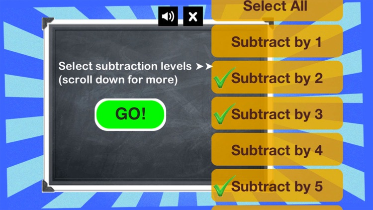 Subtraction Wiz Lite