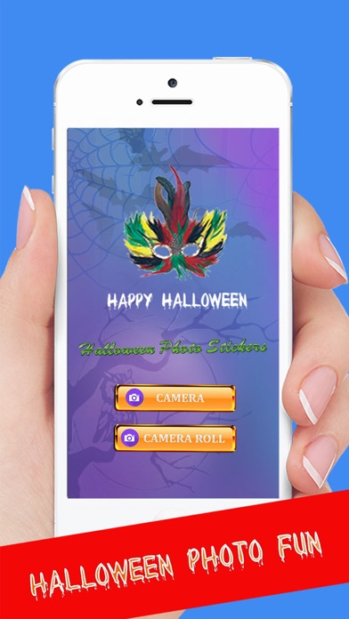 Halloween Photo Editor Fx Add Cool Stickers Scary Spooky Dressup To Photos By Faisal Mahmud Ios United States Searchman App Data Information