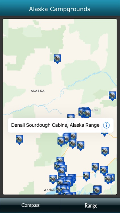 Alaska Campgrounds screenshot-3