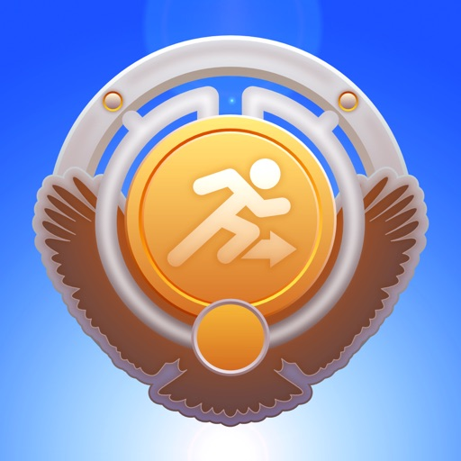 Edge Runner: First Person Parkour Game iOS App