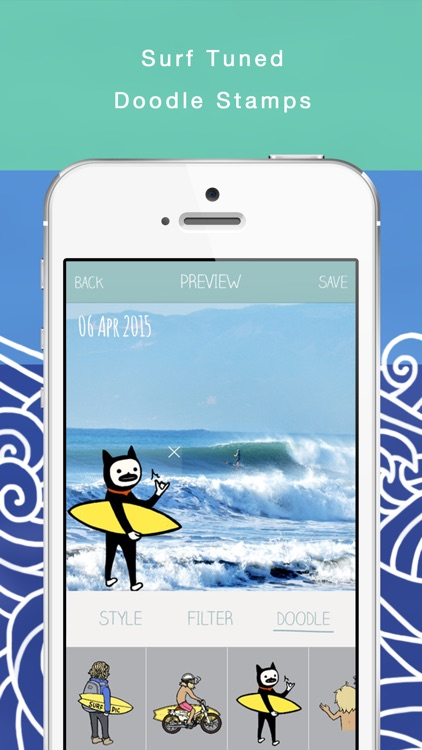 Surfpic – Surf Photo Editor screenshot-3