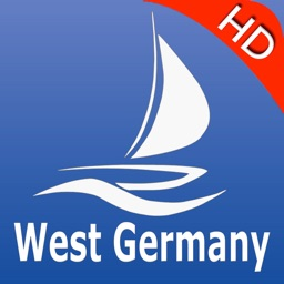 Germany W Nautical Charts Pro