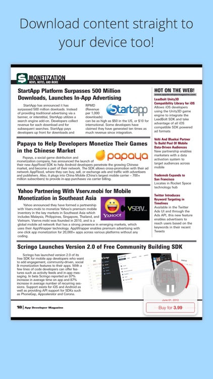 App Developer Magazine screenshot-4