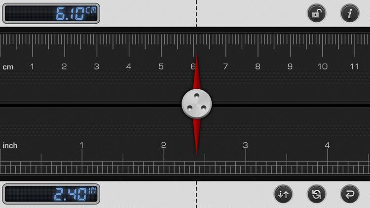 Ruler 2: mm Measuring Tape