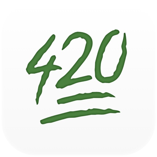 420Moji ™ by Moji Stickers