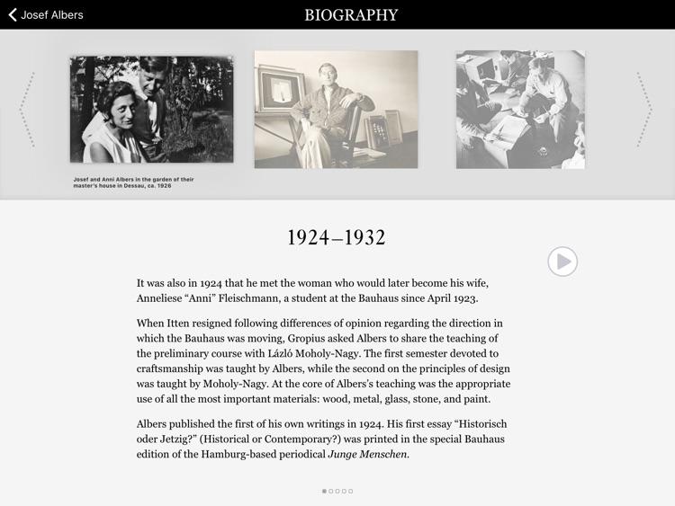 Josef Albers screenshot-4