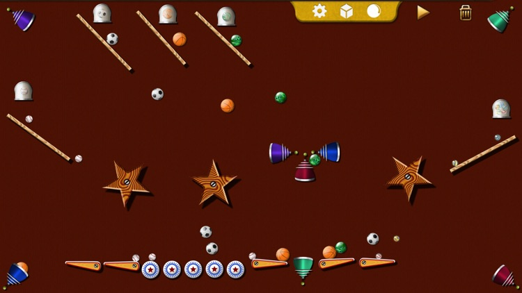BallFallDown Deluxe screenshot-2