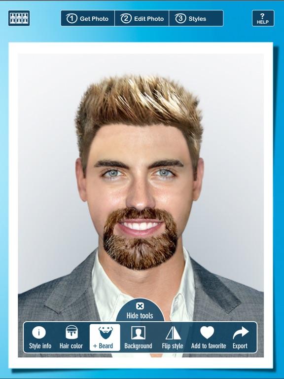 Hairstyle Pro Try On Hair Styles Men And Women Apprecs