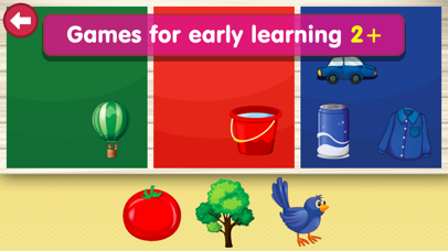 Free Educational Baby Games for Toddler Kids, Boys