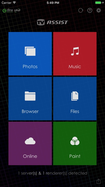 TV Assist - Play photos, videos and music to TV screenshot-4