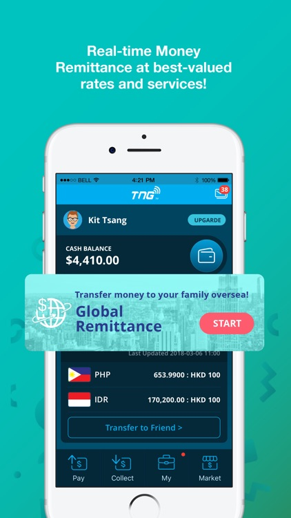 TNG Wallet - 香港人的電子錢包 screenshot-3