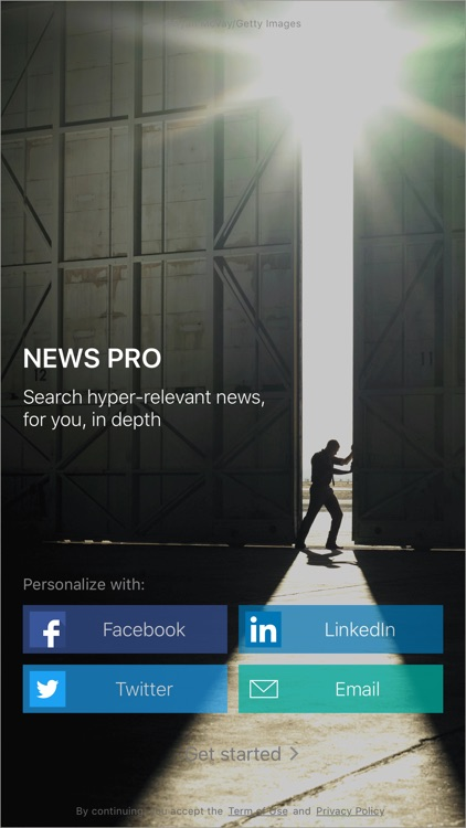 News Pro: News for You, In Depth
