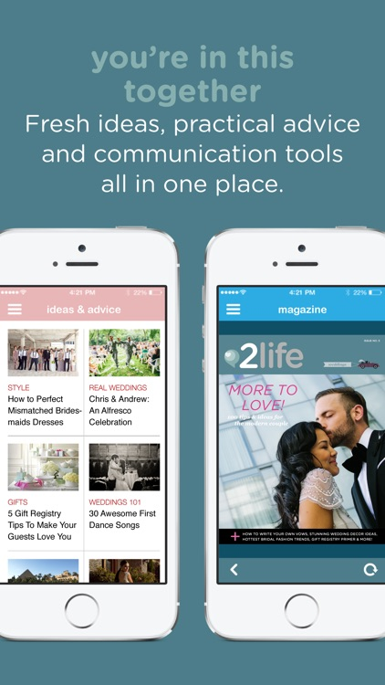 2life Wedding Planner for Engaged Couples screenshot-4