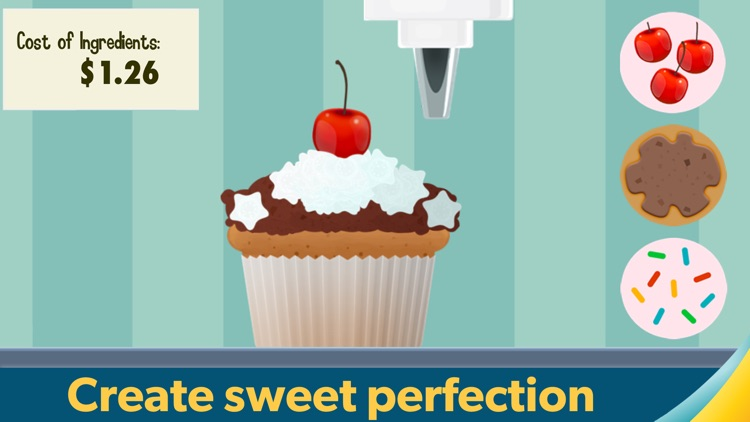 Motion Math: Cupcake! screenshot-2