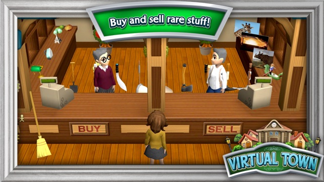 Virtual Town on the App Store