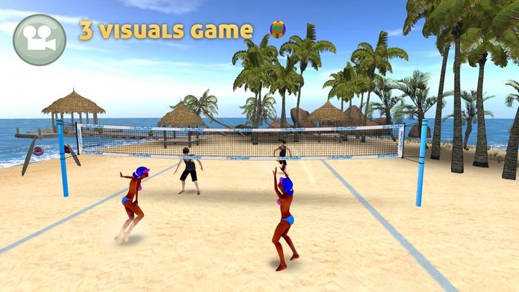 Beach Volley 2016 Over The Net screenshot-0